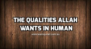 qualities of muslims